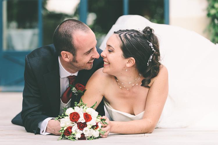 le mariage d'Isabelle et Matthieu