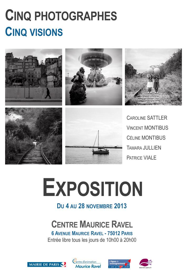 Affiche Exposition